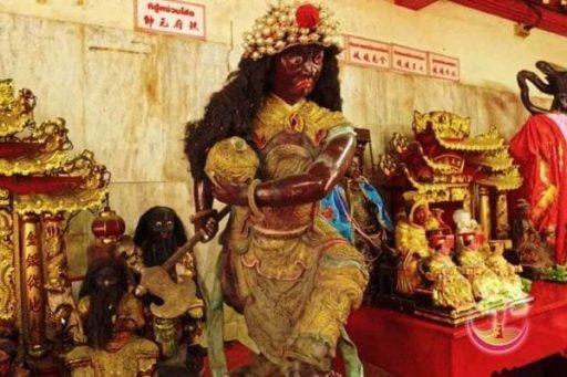 Put Jaw Shrine + Jui Tui