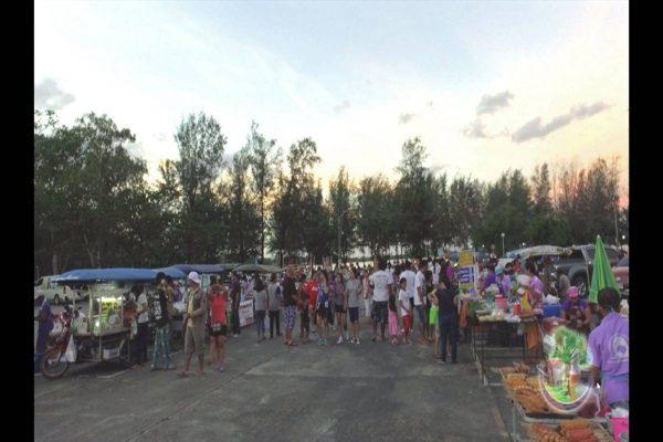 Sapan Hin Food Market