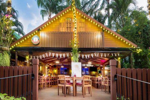 K-Hotel Restaurant | Bavarian Beer Garden