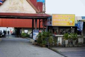 Laem Hin Seafood Phuket Town
