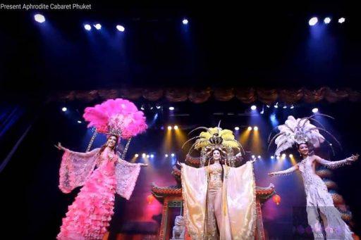 Aphrodite Show Phuket