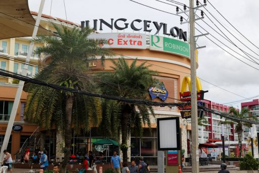 Shopping in Phuket - JungCeylon in Patong
