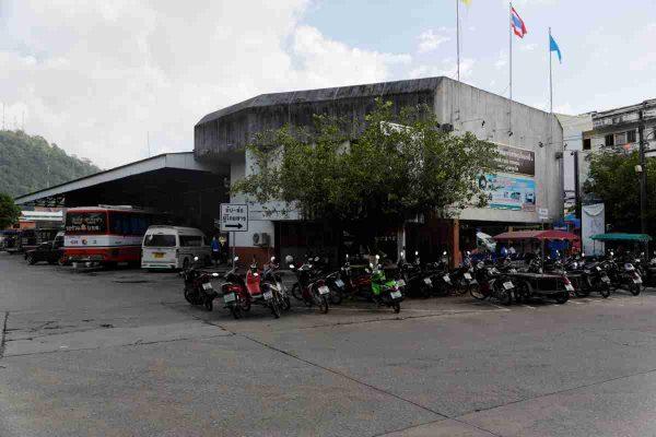 Bus Station 1