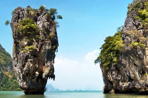 james bond island video