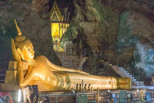 Monkey temple Phang Nga