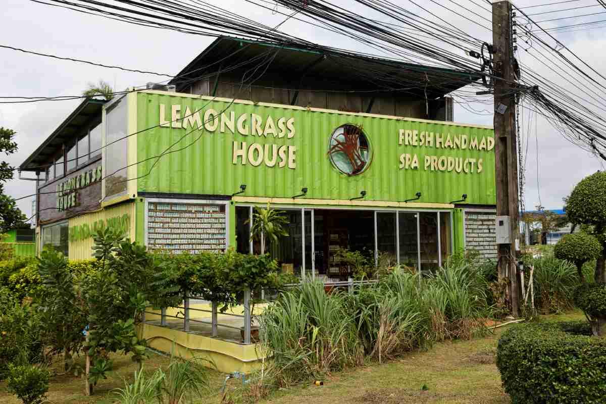 Lemongrass House