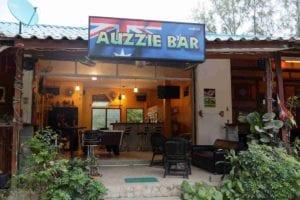 Auzzie Bar Bangtao Phuket