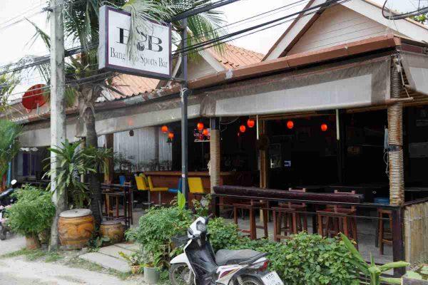 BSP Bar