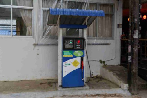 Gas Automat One