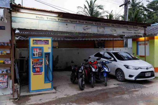 Gas Automat Two