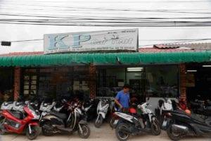 KP car rent