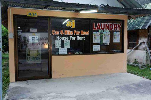 AJ Laundry Bangtao