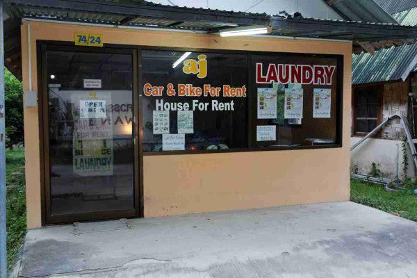 AJ laundry
