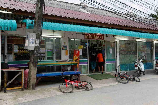 Minimart Bangtao