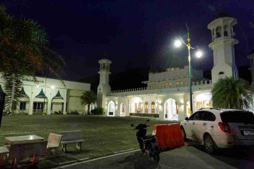 Mukarom Mosque Bangtao
