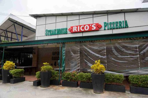Rico's Steakhouse Pizzeria