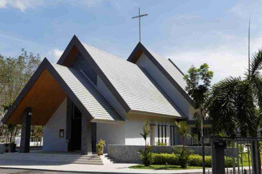 St. Josephs Church Phuket