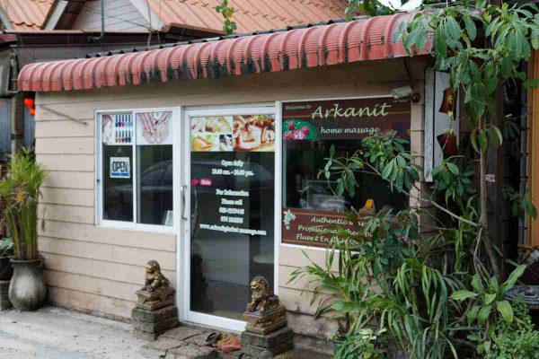 Arkanit Massage Bangtao Phuket Thailand
