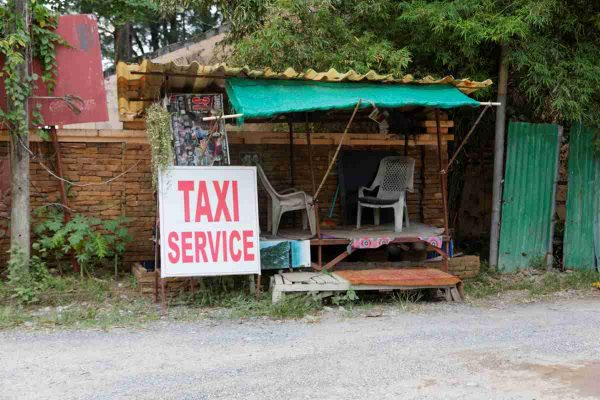 Taxi Service Bangtao