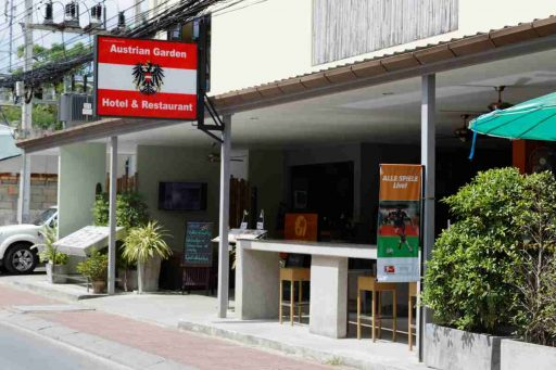 Austrian Garden Restaurant