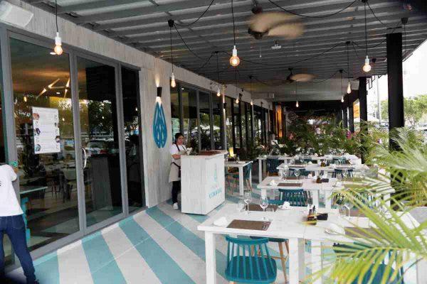 Iniala Restaurant Cherngtalay