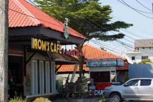 Moms Cafe Seafood Garden