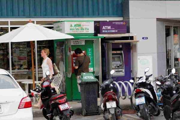 ATMs Villa Market Boat Avenue