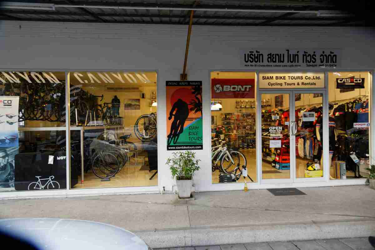 Siam Bike Tours & Rental Bikes, Boat Avenue Cherngtalay