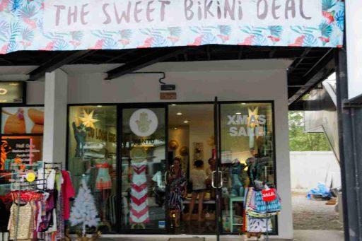 Sweet Bikini Deal