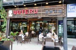 Uoteru Restaurant