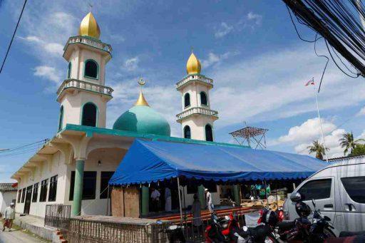 Darul Abideen Mosque