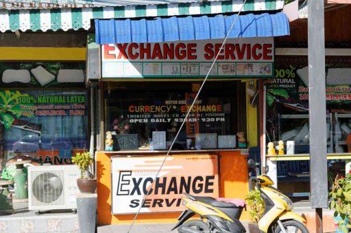 Exchange Service Lagoon