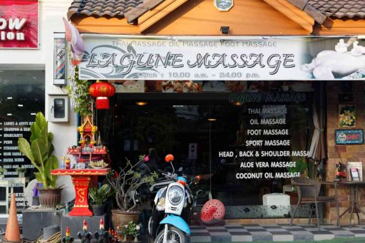 Lagune Massage Cherngtalay