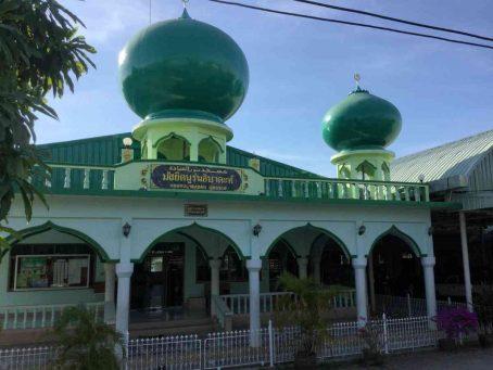 Noorul Ibadah Mosque Rawai