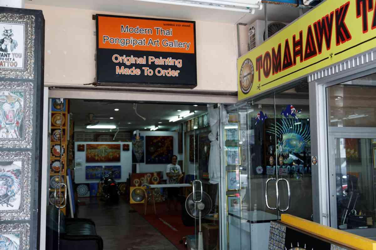 Pongpipat Art Gallery Patong, Phuket