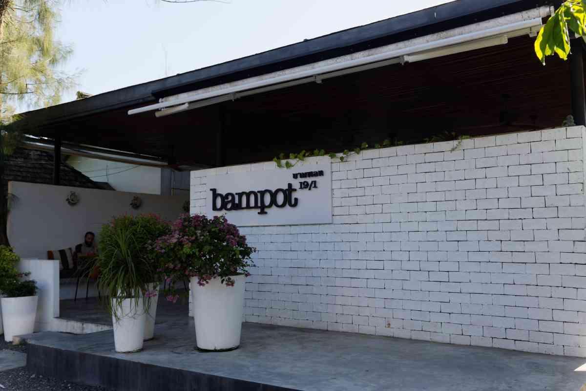 Bampot Restaurant Phuket