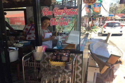 Khun Yaa Seafood