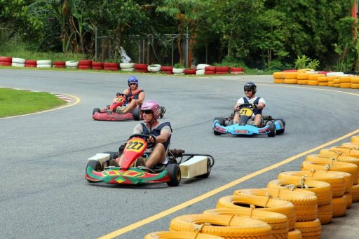 Patong go kart speedway
