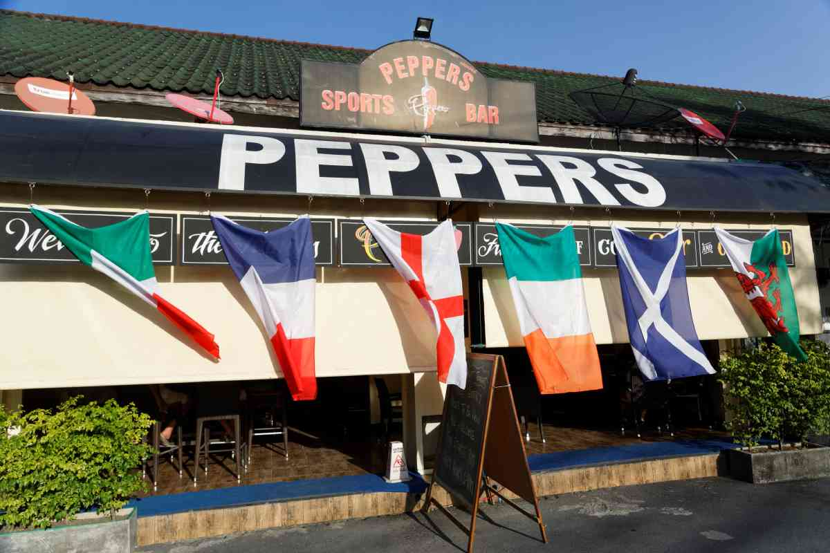 Peppers Bar Cherngtalay
