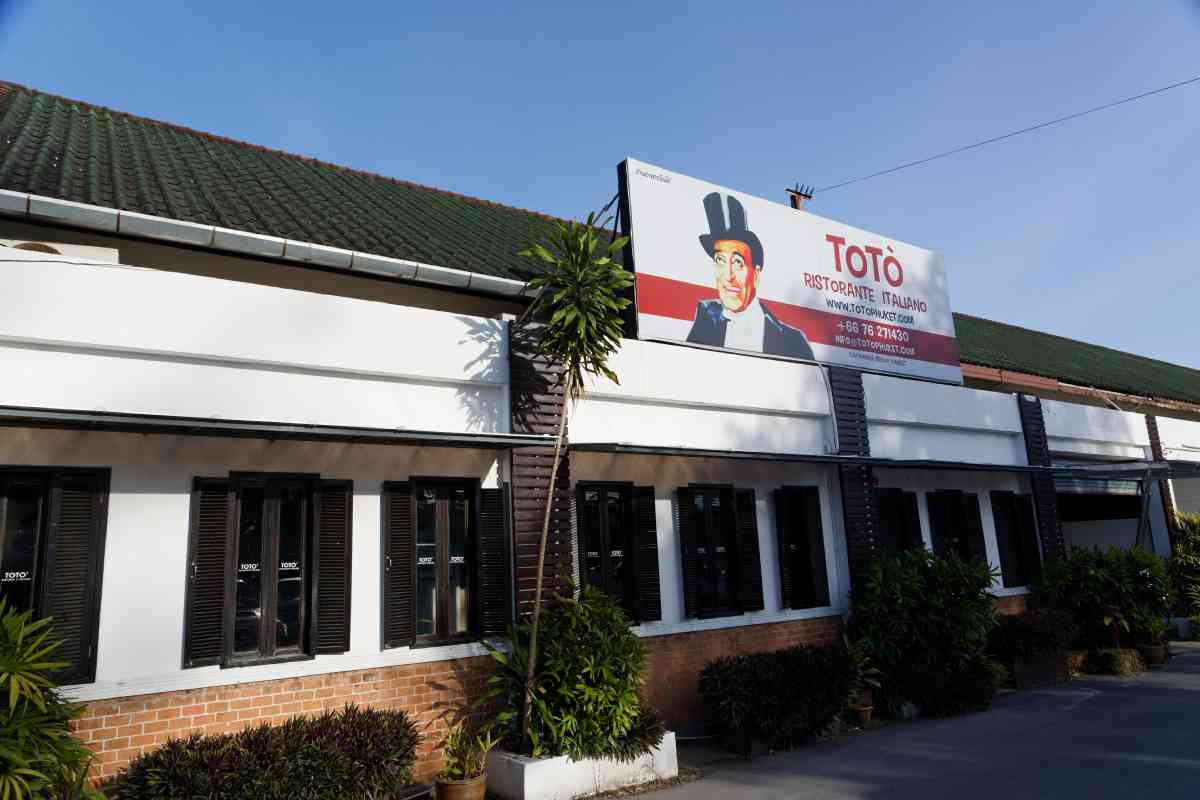Toto Restaurant, Cherngtalay