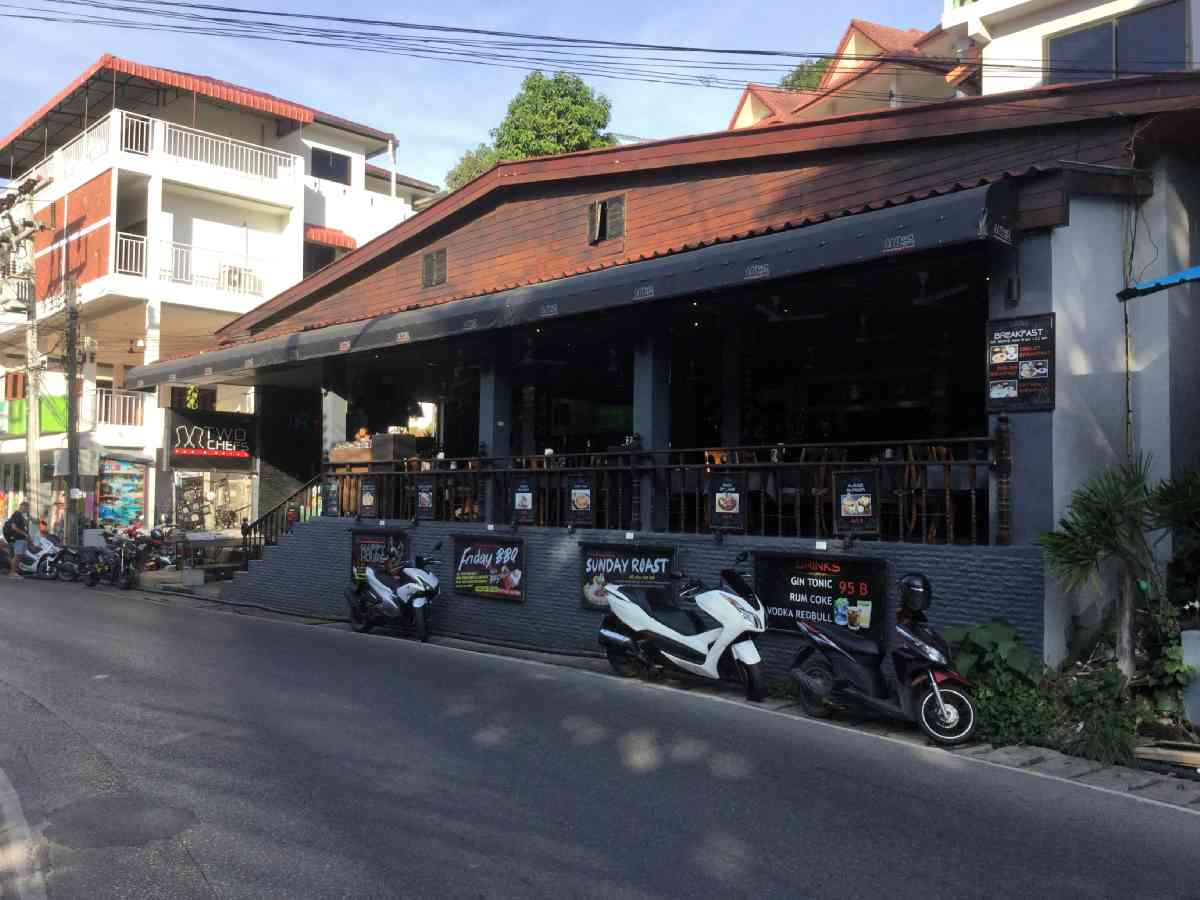 Two Chefs Restaurant Kata Phuket