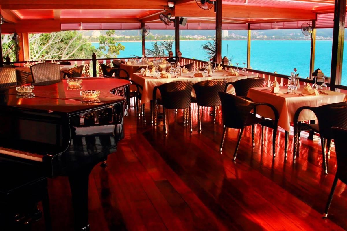 Baan Rim Pa Kalim Fine Dining Restaurant Phuket Luxury