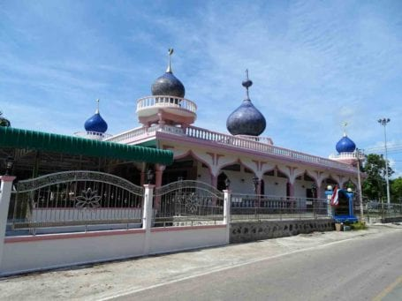 Thu Somphan Mosque Thalang