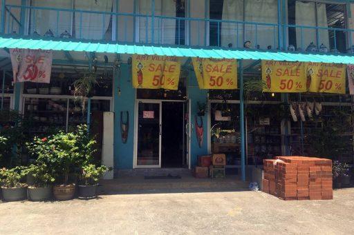 art village shop surin