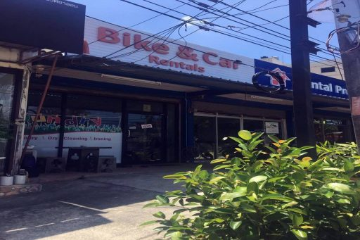 bike & car rentals surin phuket
