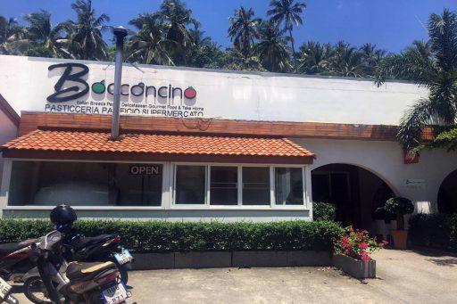 bocconcino italian delicatessen & restaurant Surin