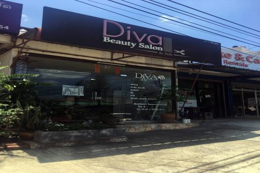 diva beauty salon phuket