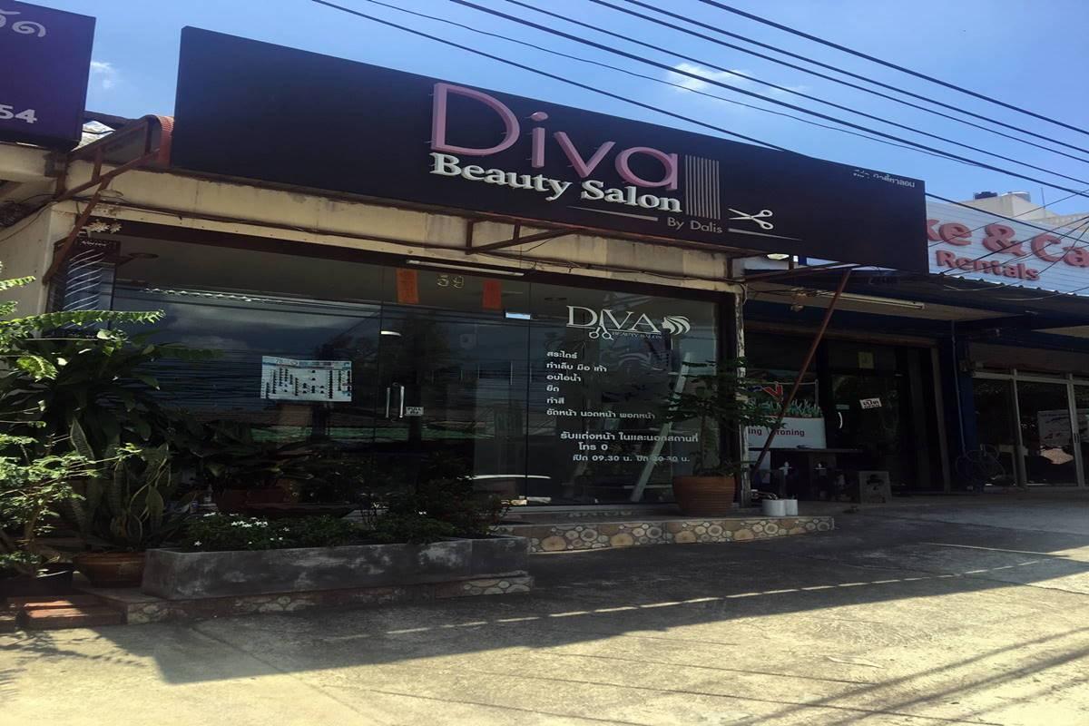 diva beauty salon phuket