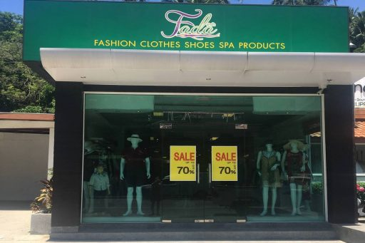 fada fashion clothes shoes products phuket