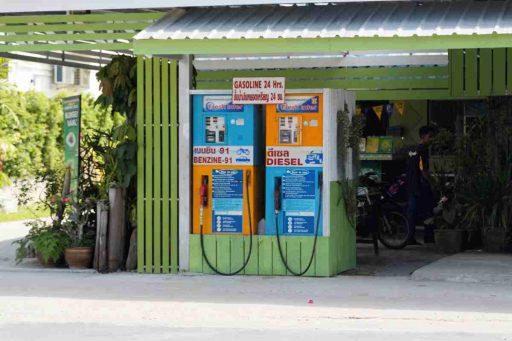 Petrol Automat Two Nai Yang